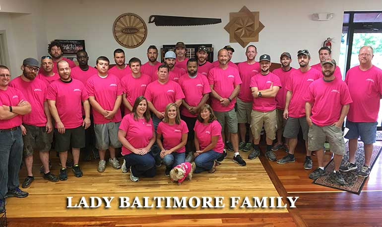 Lady Baltimore Family