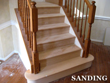 Installation Hardwood Sanding Hardwood. Lady Baltimore Family